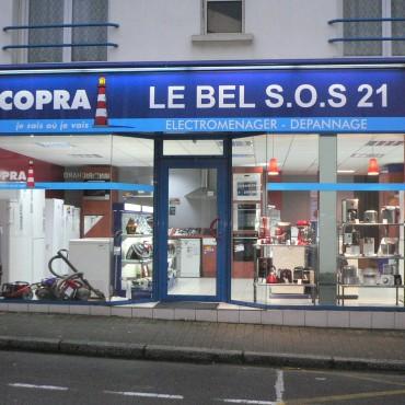 Magasin Copra LE BEL S.O.S. 21