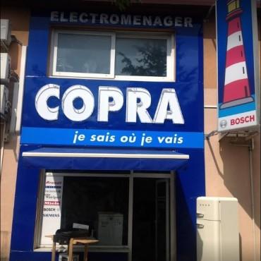 Magasin Copra COPRA Callian - Electroconfort