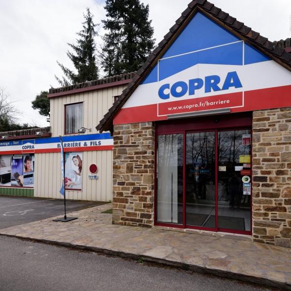 Magasin Copra Ets JP BARRIERE & FILS