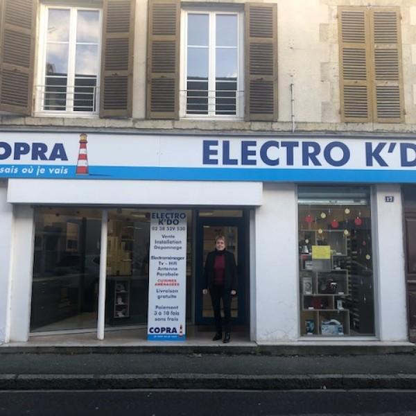 Magasin Copra ELECTRO KDO