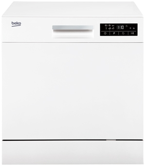 BEKO DTC36810W - Lave-vaisselle compact