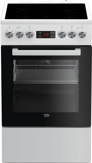 BEKO FSE57302GWC - Cuisinière