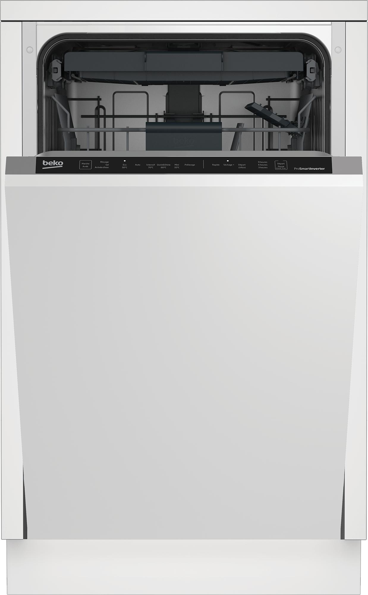 BEKO KDIS28122 - Lave-vaisselle tout intégrable