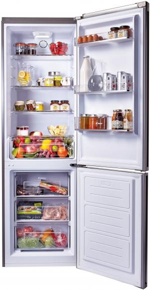 CANDY CCBS6182XHV/1N - Réfrigérateur combiné