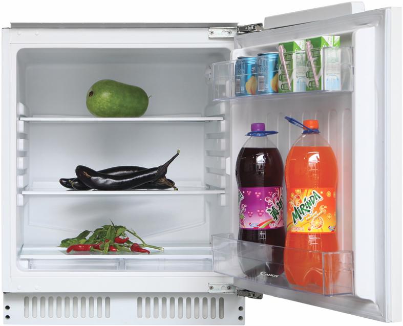 CANDY CRU160NE/N - Réfrigérateur sous plan