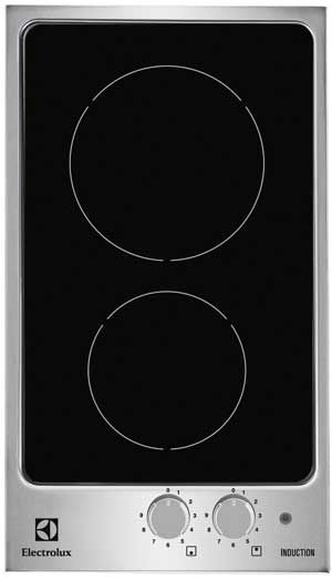 ELECTROLUX EHH3920IOX - Table domino