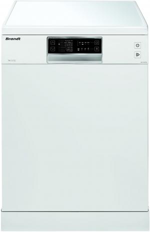 BRANDT DSF14524W - Lave-vaisselle 60 cm