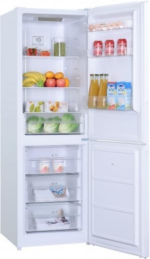 BRANDT BFC8610NW - Réfrigérateur combiné
