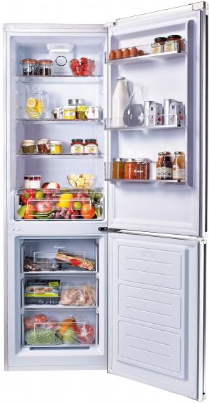 CANDY CCBS6182WHV/1N - Réfrigérateur combiné