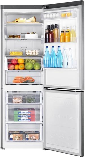 SAMSUNG RB33J3205SA - Réfrigérateur combiné