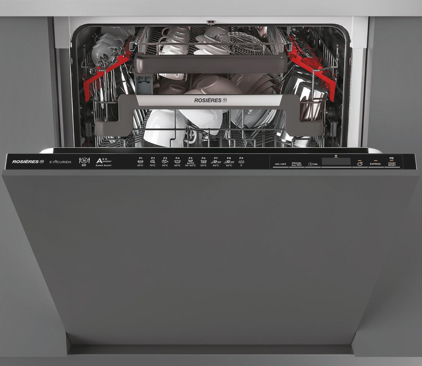 ROSIERES RDIN2D622PB-47E - Lave-vaisselle