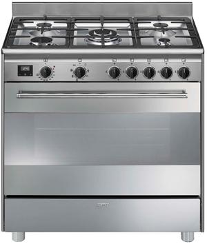 SMEG BG91X9-1 - Centre de cuisson