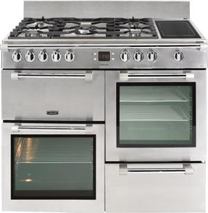 LEISURE CK100F324X - Centre de cuisson