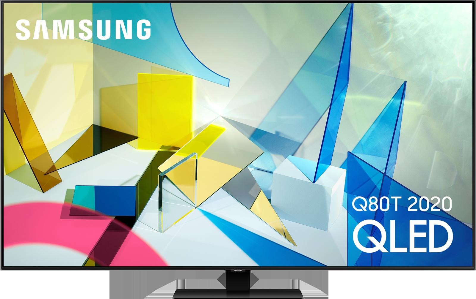 SAMSUNG QE65Q80TATXXC - TELEVISEUR QLED