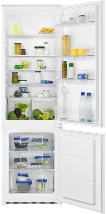 FAURE FNLX18FS1 - Réfrigérateur combiné intégrable