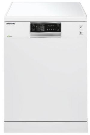 BRANDT DFH14524W - Lave-vaisselle 60 cm