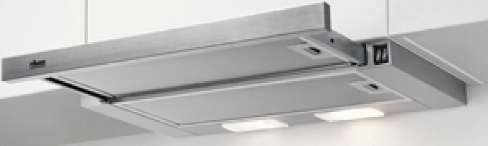 FAURE FHP60350SA - Hotte tiroir-télescopique