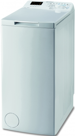 INDESIT BTWS72200FR/N - Lave-linge ouverture dessus