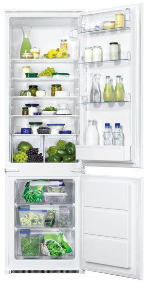 FAURE FBB28441SA - Réfrigérateur combiné intégrable