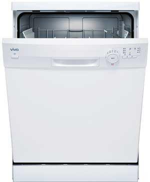 VIVA VVD25W10EU - Lave-vaisselle 60 cm