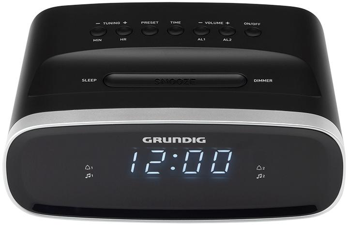 GRUNDIG SCN130 - Radio réveil