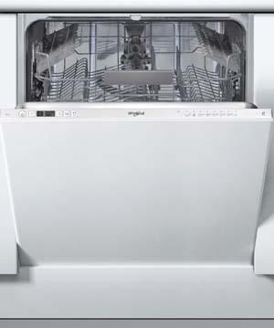 WHIRLPOOL WKIC3C26 - Lave-vaisselle tout intégrable