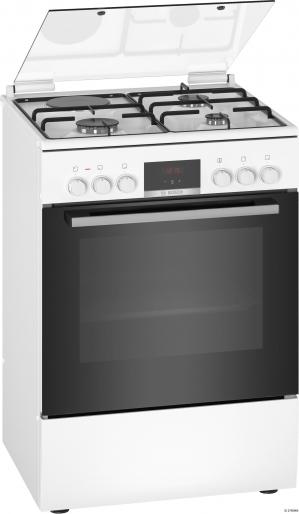 BOSCH HXR39IG20 - Cuisinière mixte
