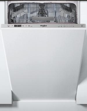 WHIRLPOOL WSIC3M17 - Lave-vaisselle tout intégrable