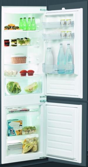 INDESIT B18A1D/I1 - Réfrigérateur combiné intégrable