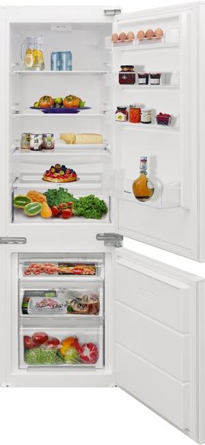 CANDY BCBS174TT - Réfrigérateur combiné intégrable