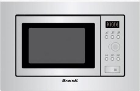 BRANDT BMS6112X - Micro-ondes solo