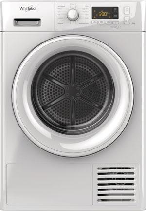 WHIRLPOOL FTCM118XB1FR - Sèche-linge condensation