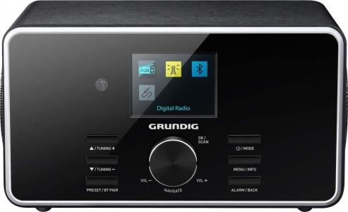 GRUNDIG DTR4500DABBLACK - Radio