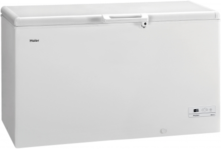 HAIER HCE429F - Congélateur coffre
