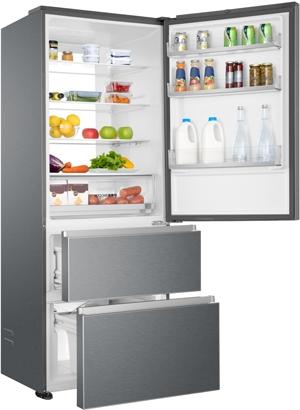 HAIER A3FE743CPJ - Réfrigérateur multi-portes