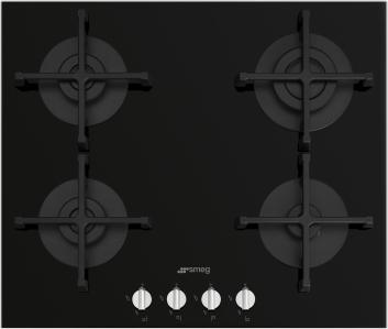 SMEG PV264N - Table gaz