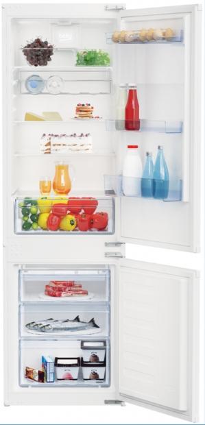 BEKO BCSA285K3SFN - Réfrigérateur combiné intégrable