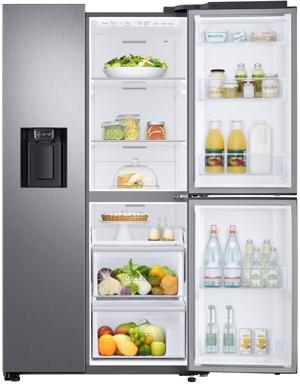 SAMSUNG RS68N86F0S9 - Réfrigérateur américain