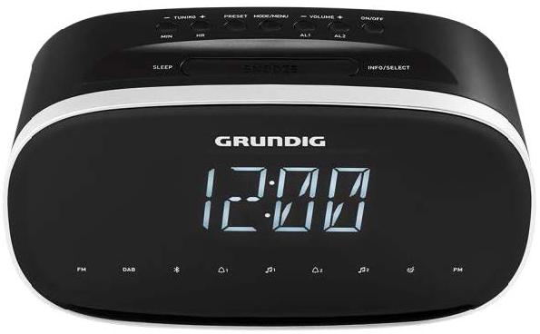 GRUNDIG SCC350 - Radio réveil