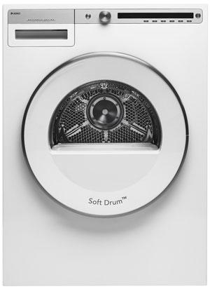 ASKO T411HD.W - Sèche-linge pompe à chaleur