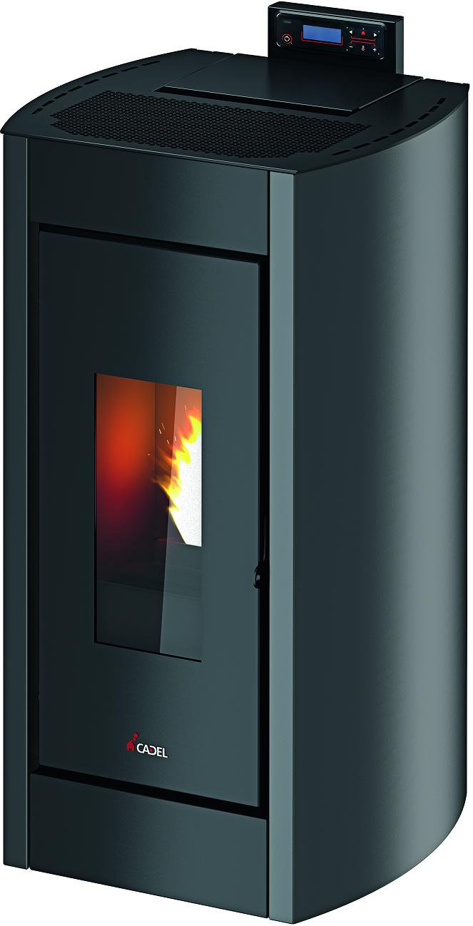 CADEL 7015035 - Poêle à granulés