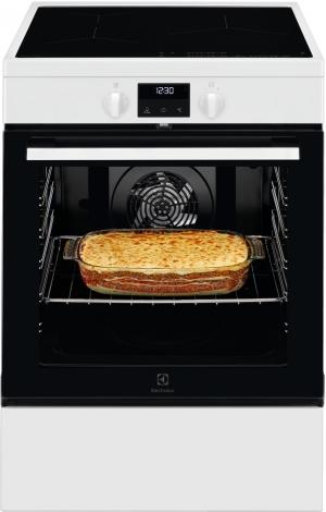 ELECTROLUX LKI64850BW - Cuisinière induction