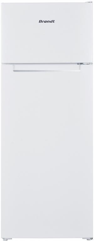 BRANDT BFD4522SW - Réfrigérateur 2 portes