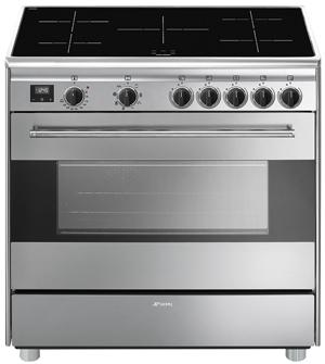 SMEG BG91IX9-1 - Centre de cuisson