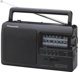 PANASONIC RF-3500E9-K - Radio
