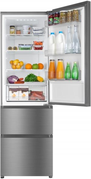 HAIER HTR3619FNMN - Réfrigérateur combiné