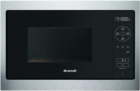 BRANDT BMS7120X - Micro-ondes solo