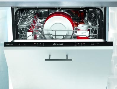 BRANDT VH1704J - Lave-vaisselle intégrable bandeau