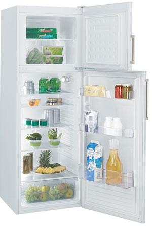 CANDY CCDS6172FWH - Réfrigérateur 2 portes