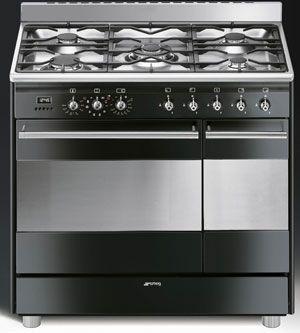SMEG SCB92PN8 - Centre de cuisson